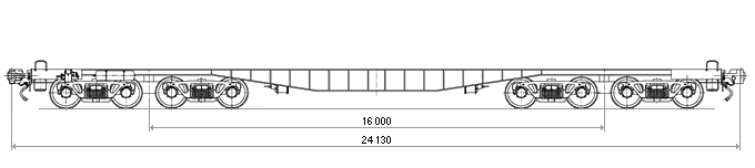 характеристика ж д транспортеров
